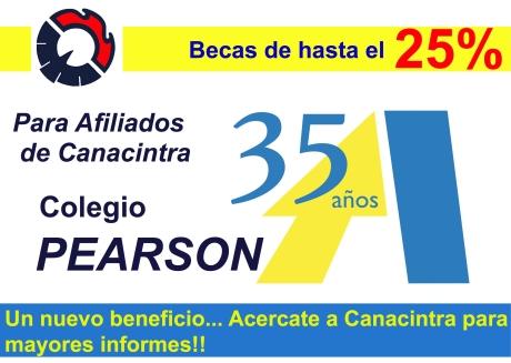 PUBLICIDAD COLEGIO PEARSON