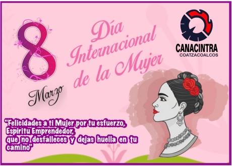 #DíaInternacionalDeLaMujer